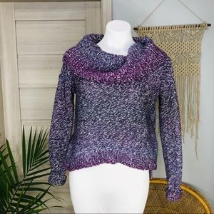 American Eagle | Cowl Neck High Low Sweater SZ XS